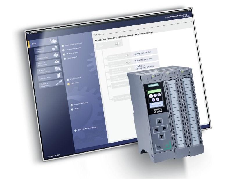 Automaatio-ohjelmisto Siemens TIA-Portal | Automaatio-ohjelmisto